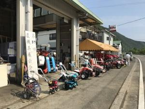 日本一暑い展示会☀️